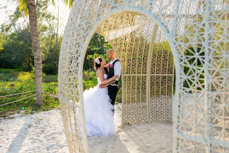 Beautiful wedding in Playa Del Carmen 011