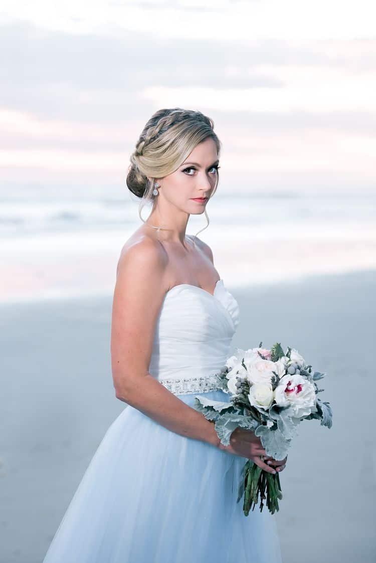Blue Beach Wedding 25