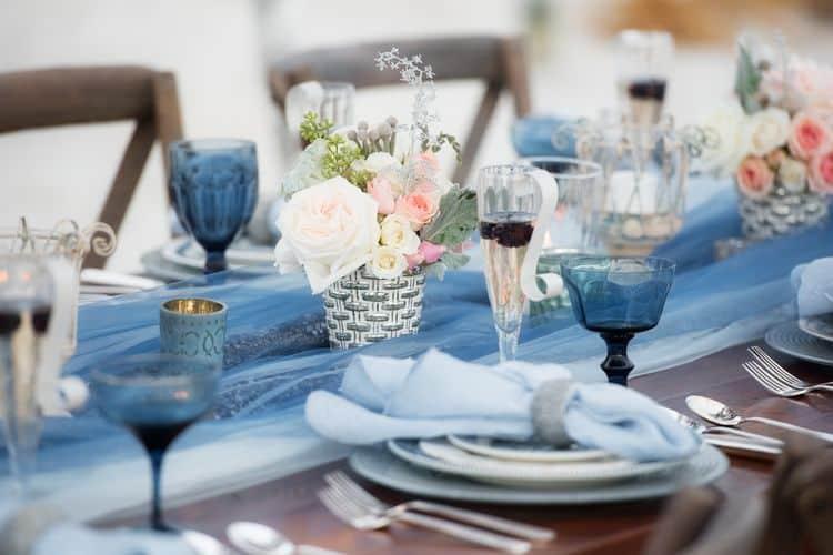 Blue Beach Wedding 28