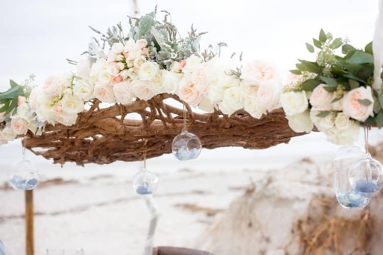 Blue Beach Wedding 29