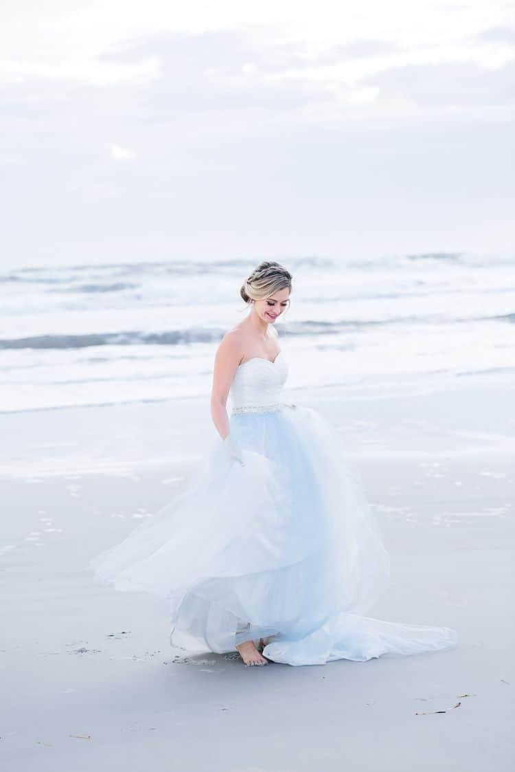 Blue Beach Wedding 5