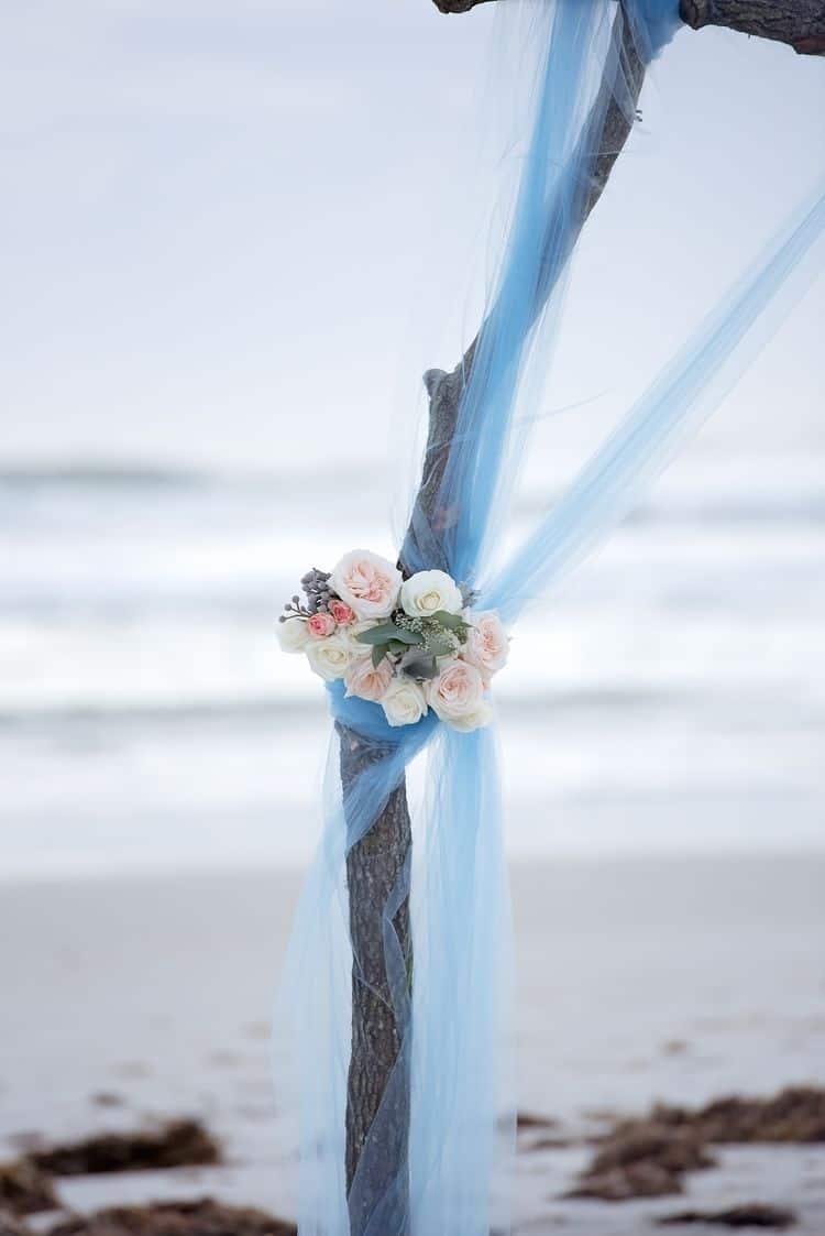 Blue Beach Wedding 50