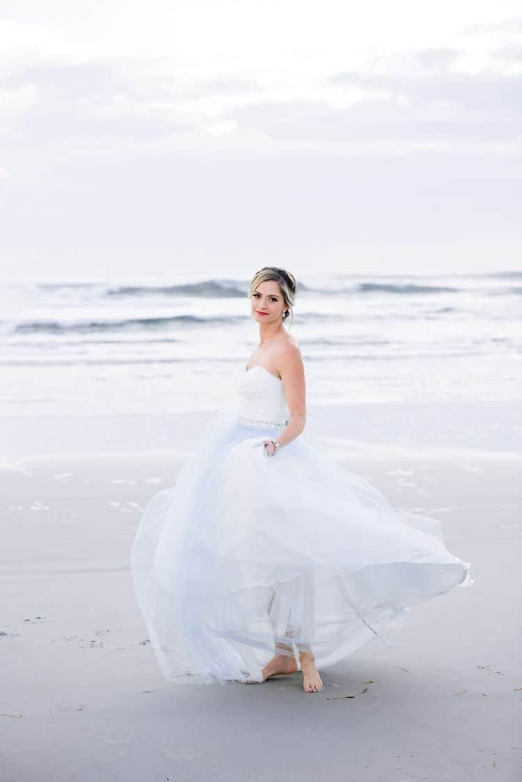 Blue Beach Wedding 52