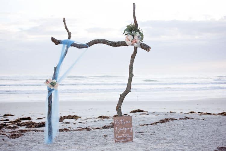 Blue Beach Wedding 71