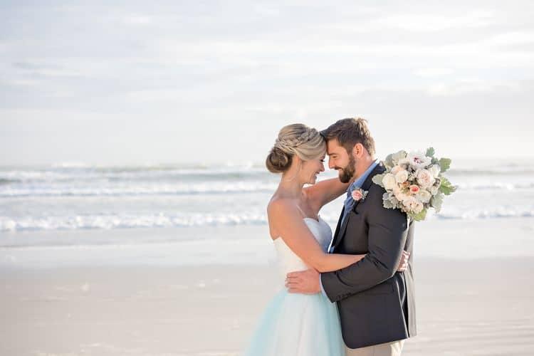 Blue Beach Wedding 77