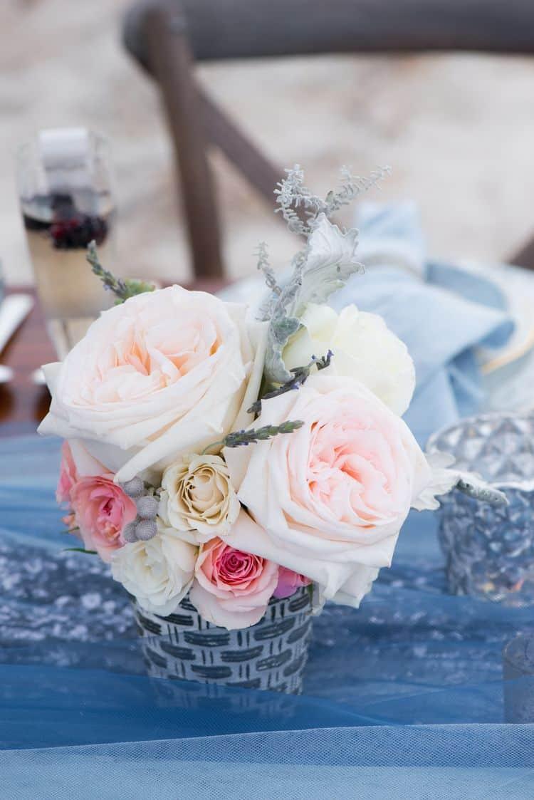 Blue Beach Wedding 91