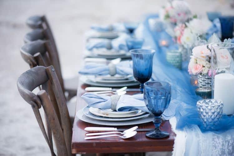 Blue Beach Wedding 95