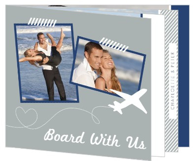 Destination Wedding Invitations with Room for All the Details