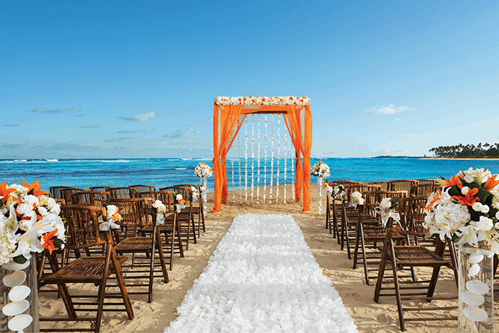 Breathless destination wedding