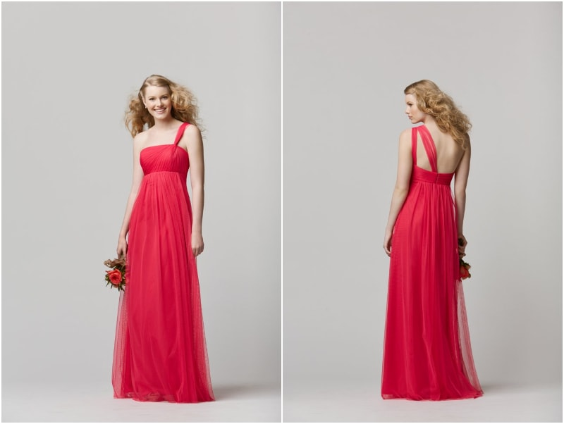 Bridesmaid Destination Wedding Dresses 5