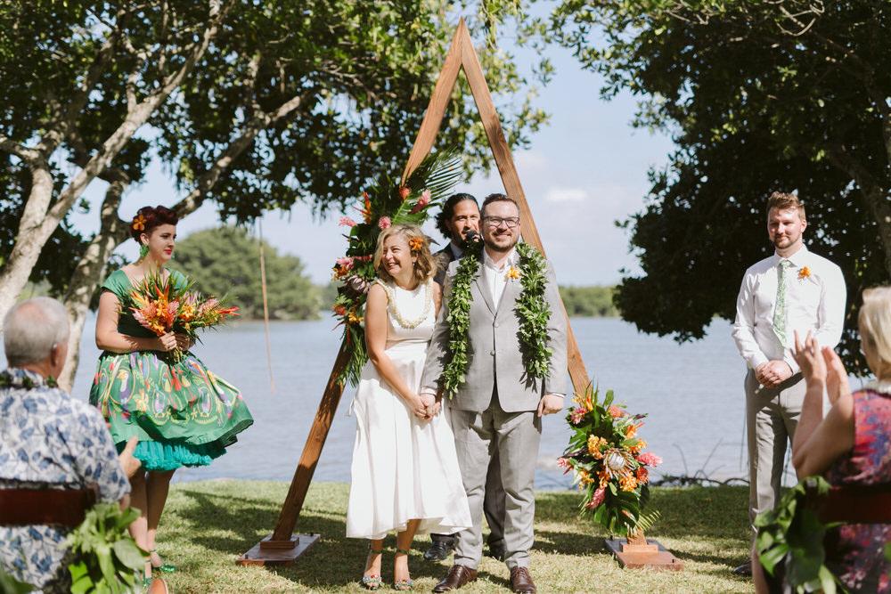 Hawaii Wedding at Ko'Olina on Oahu