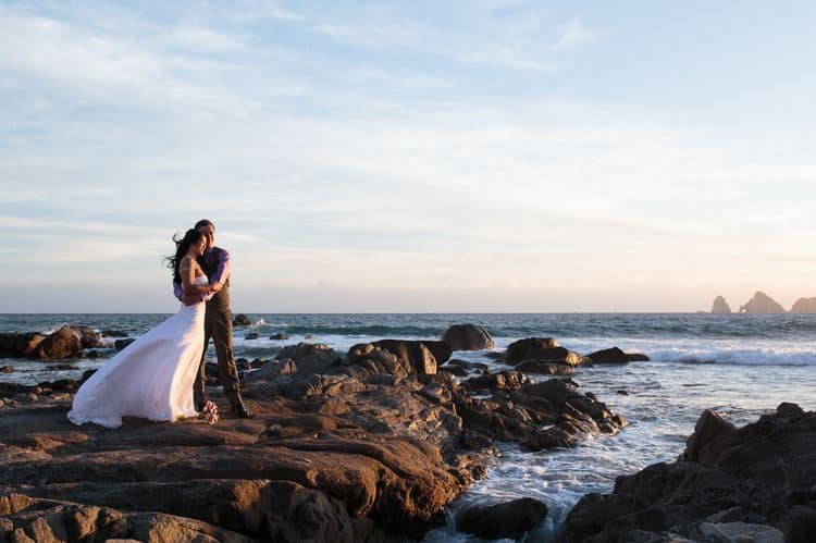 Cabo San Lucas Wedding in Sunset Da Mona Lisa_70