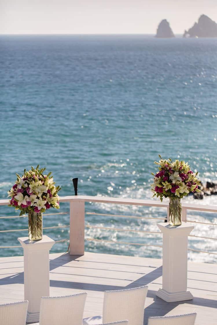 Wedding in Sunset Da Mona Lisa