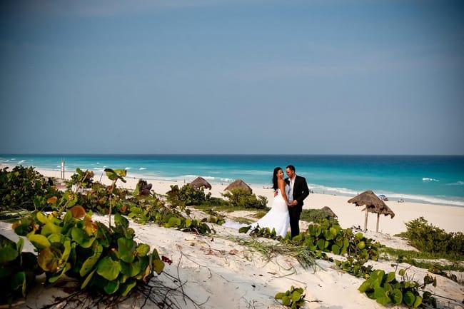 Cancun Trash the dress 006
