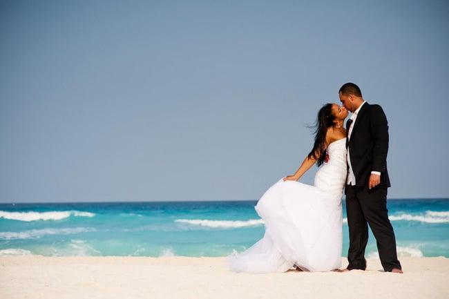 Cancun Trash the dress 015