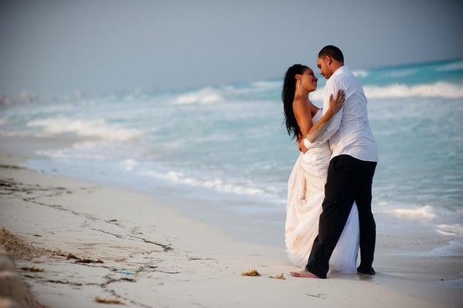 Cancun Trash the dress 019