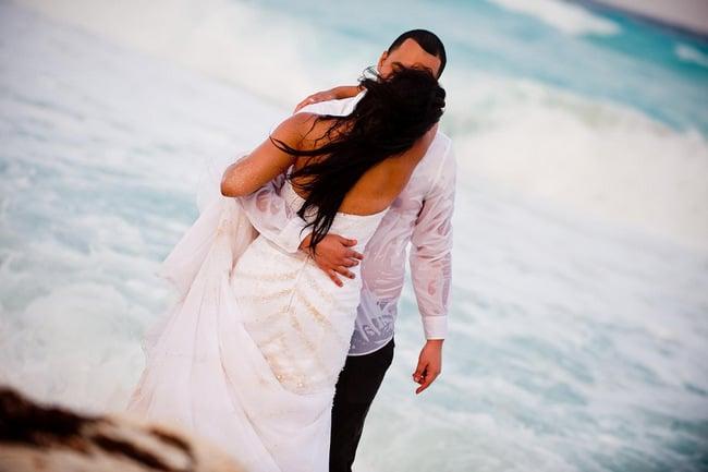 Cancun Trash the dress 030