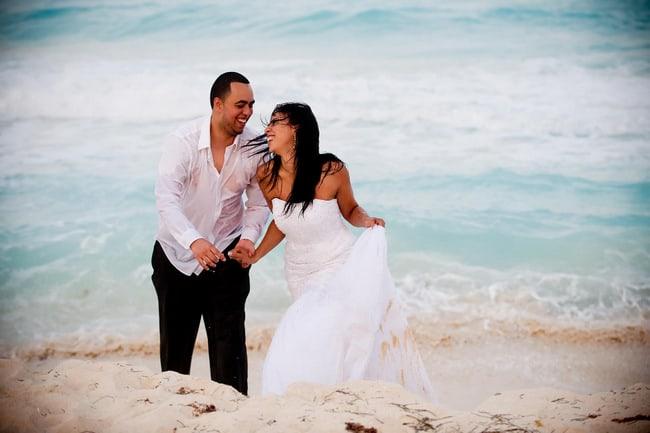 Cancun Trash the dress 031