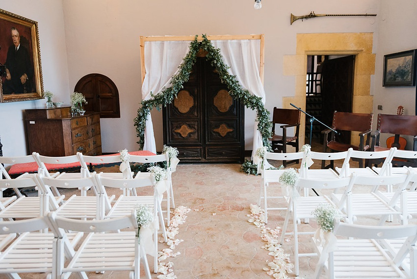 Castle Wedding in Spain 0046