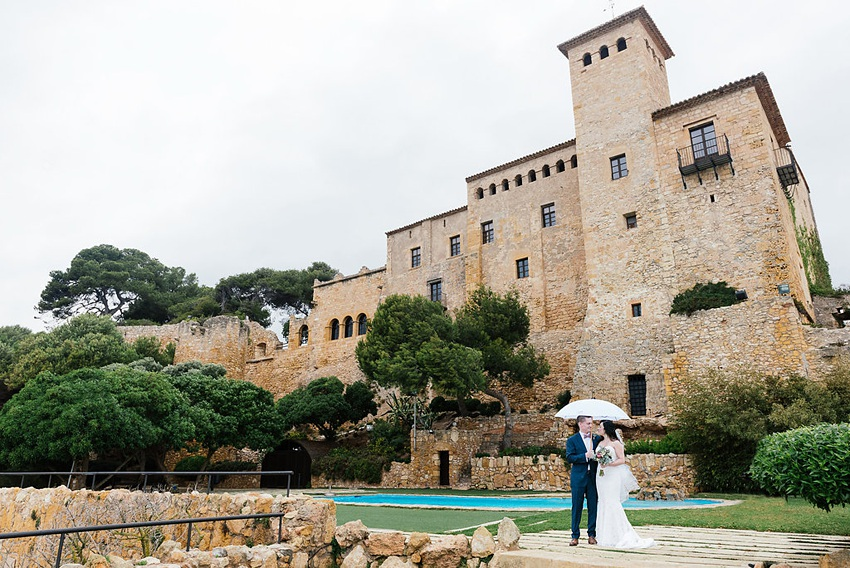 Castle Wedding in Spain 0133