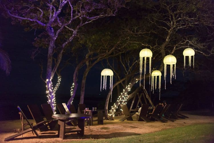 Cool jellyfish paper lantern decor