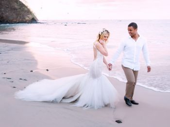 Costa Rica Beach weddings in Papagayo