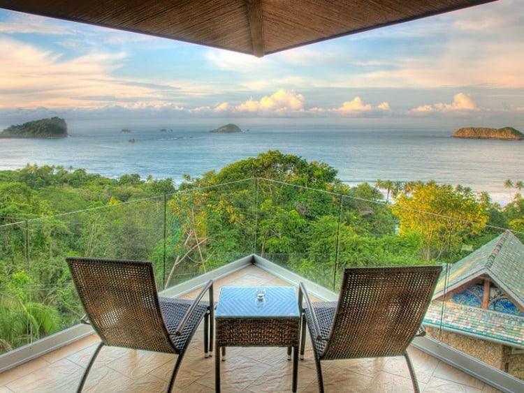 Desitnation Wedding in Costa Rica - Villa Punto De Vista views 2