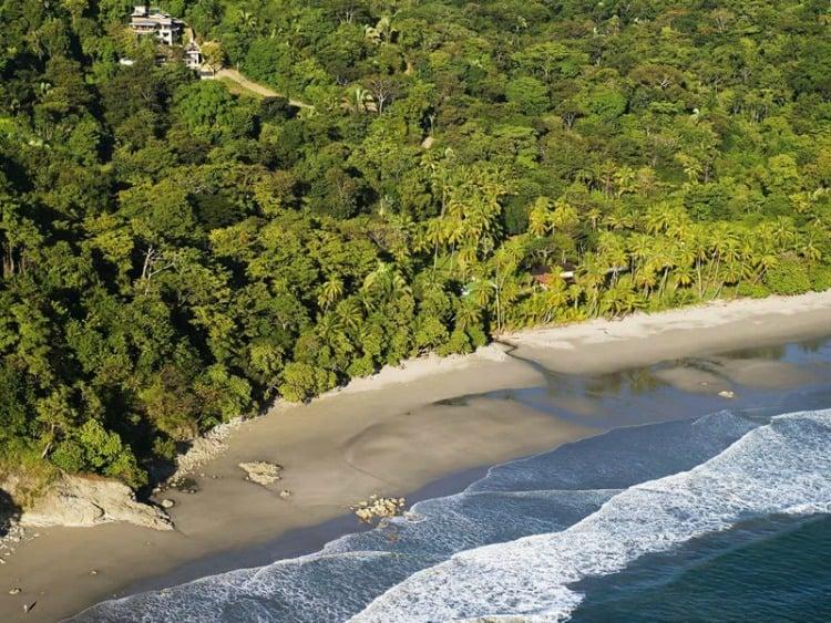 Desitnation Wedding in Costa Rica - Villa Punto De Vista views