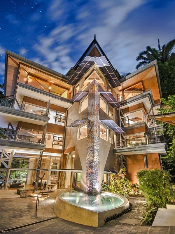 Desitnation Wedding in Costa Rica - Villa Punto De Vista