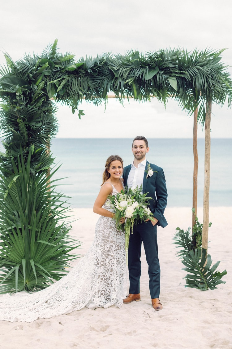 Destination Wedding Blue Venado Beach Club  28