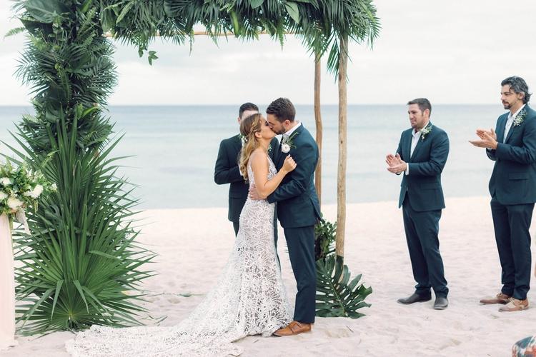 Destination Wedding Blue Venado Beach Club  32