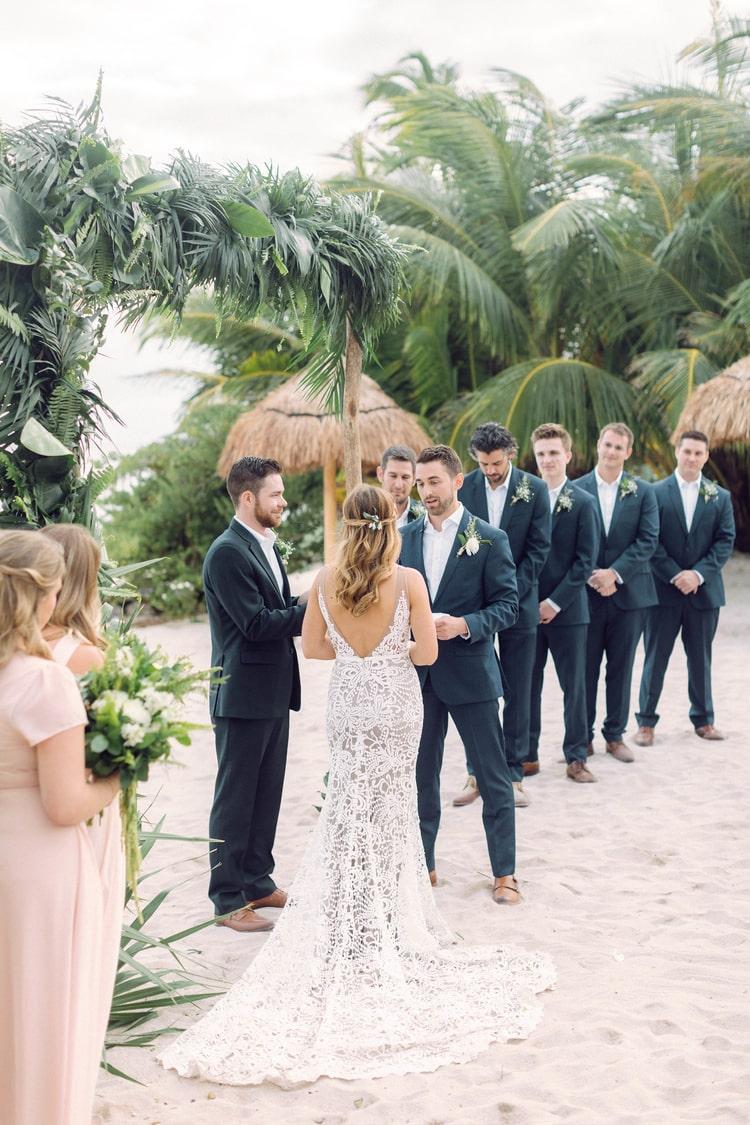 Destination Wedding Blue Venado Beach Club  33