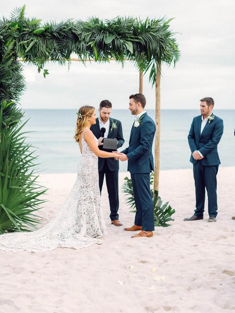 Destination Wedding Blue Venado Beach Club  41