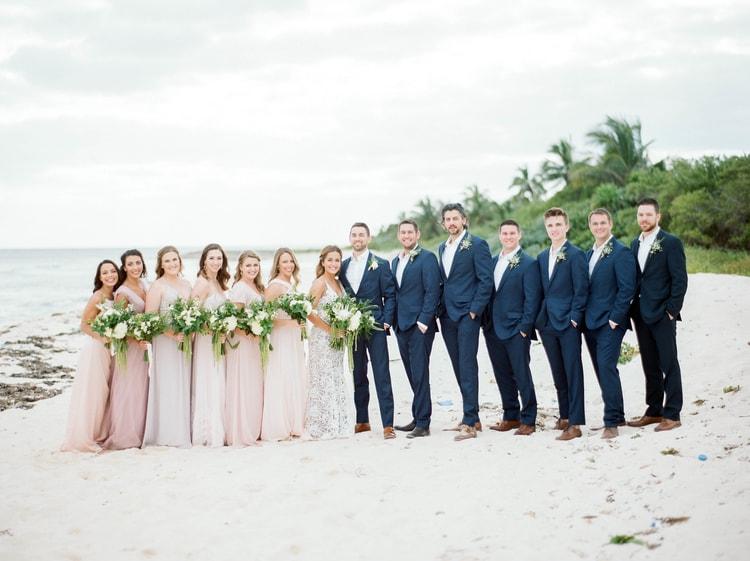 Destination Wedding Blue Venado Beach Club  83