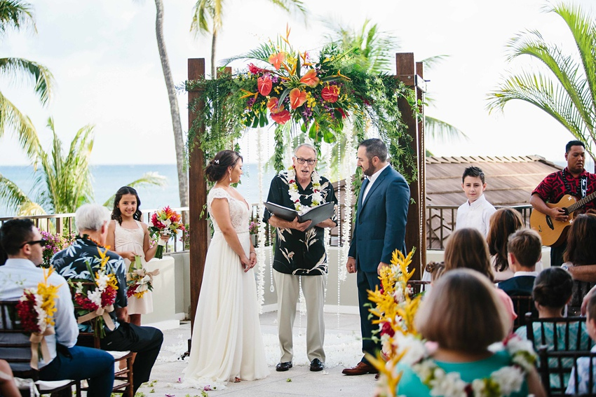 Destination Wedding Hawaii at the Halekulani Hotel 0420