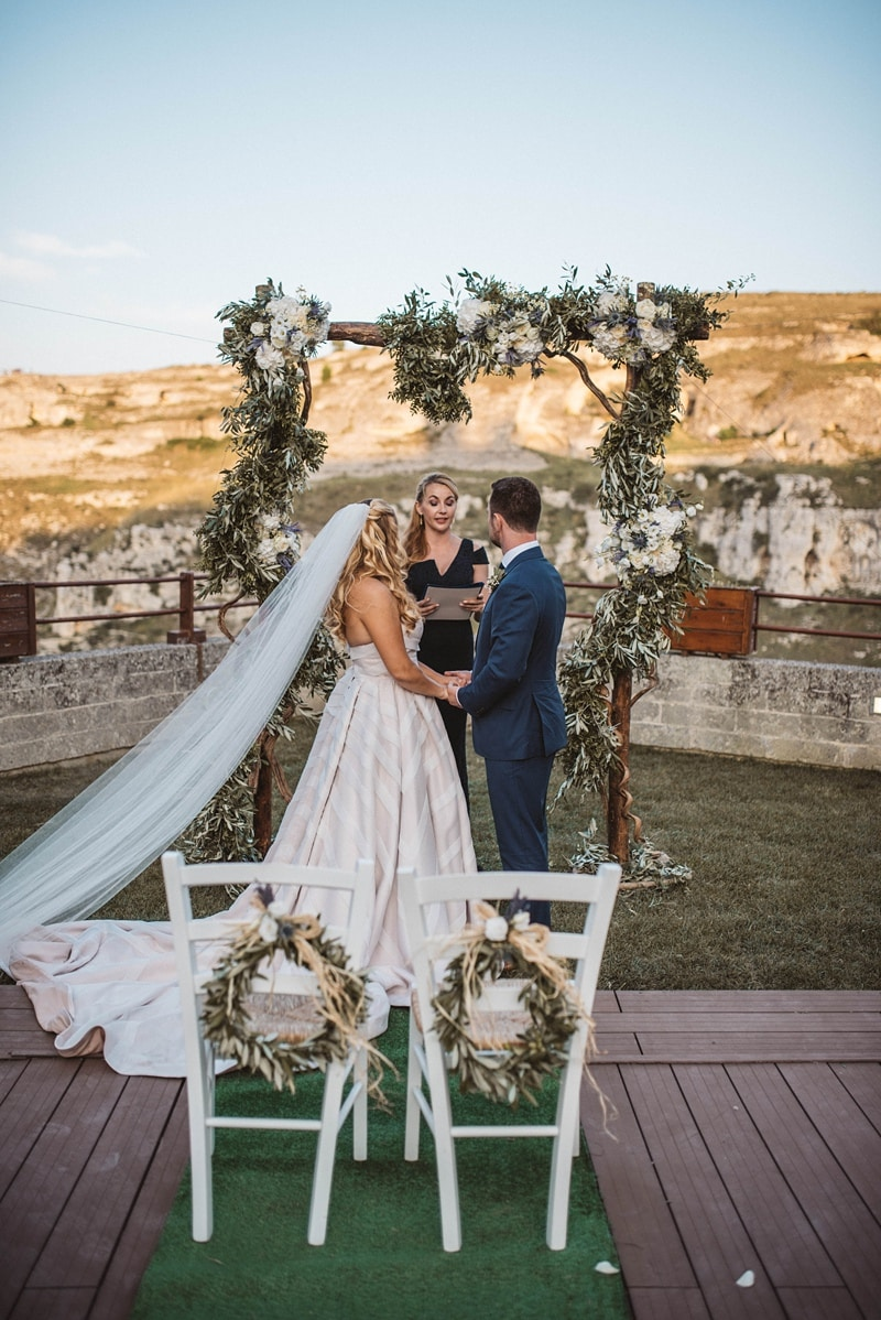 Destination Wedding Matera Italy 0089