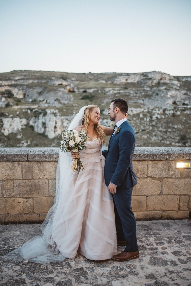 Destination Wedding Matera Italy 0118