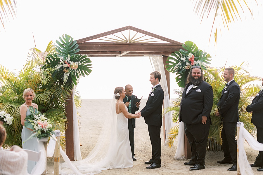 Destination Wedding Negril Couples Away Jamaica 0007