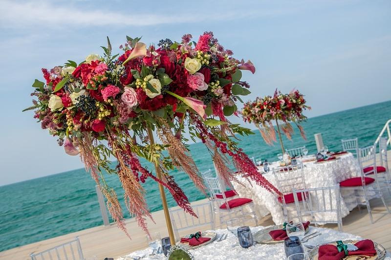 Destination Wedding Nurai Island Abu Dhabi 0076