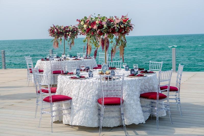 Destination Wedding Nurai Island Abu Dhabi 0086