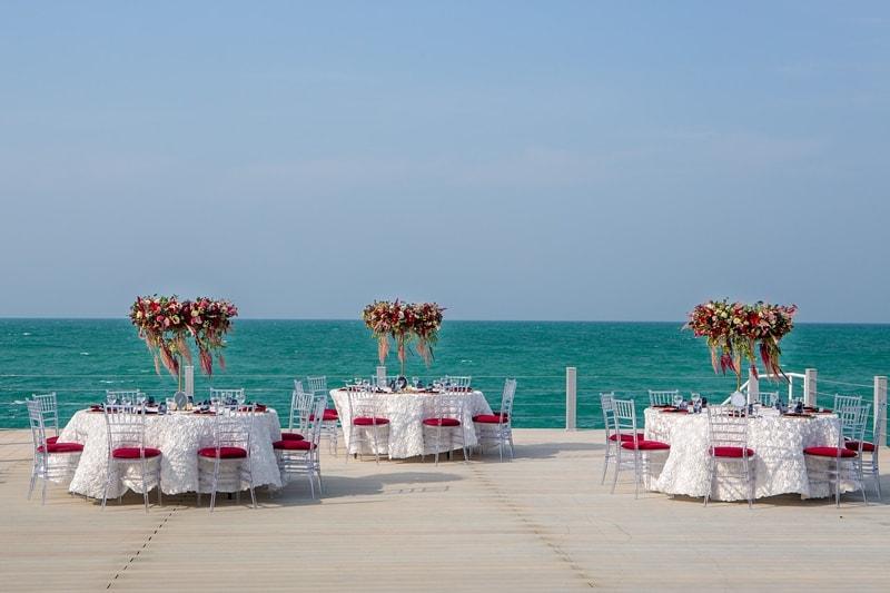 Destination Wedding Nurai Island Abu Dhabi 0088