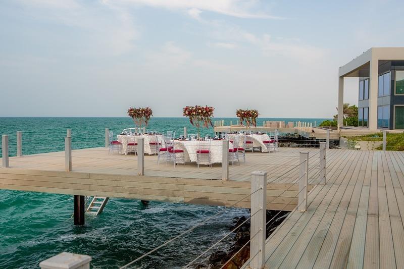 Destination Wedding Nurai Island Abu Dhabi 0098