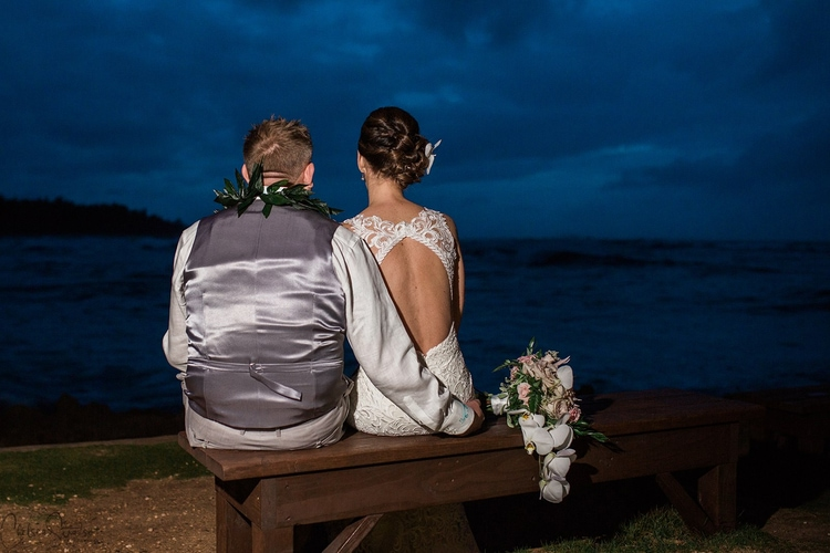 Destination Wedding Turtle Bay Resort 147
