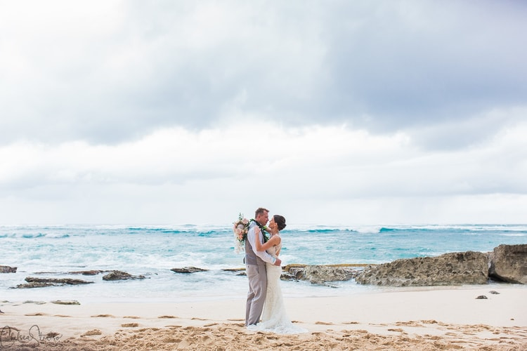 Destination Wedding Turtle Bay Resort 205