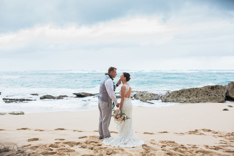Destination Wedding Turtle Bay Resort 217