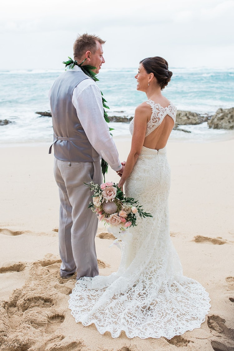 Destination Wedding Turtle Bay Resort 220