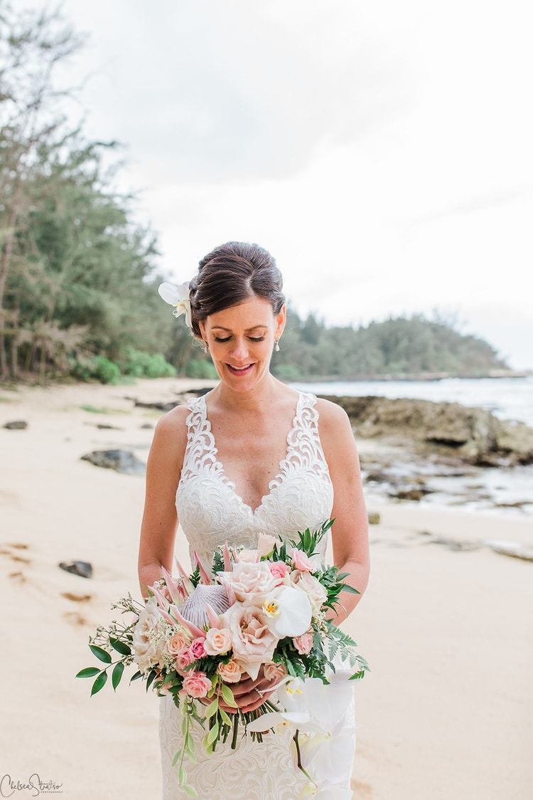 Destination Wedding Turtle Bay Resort 235