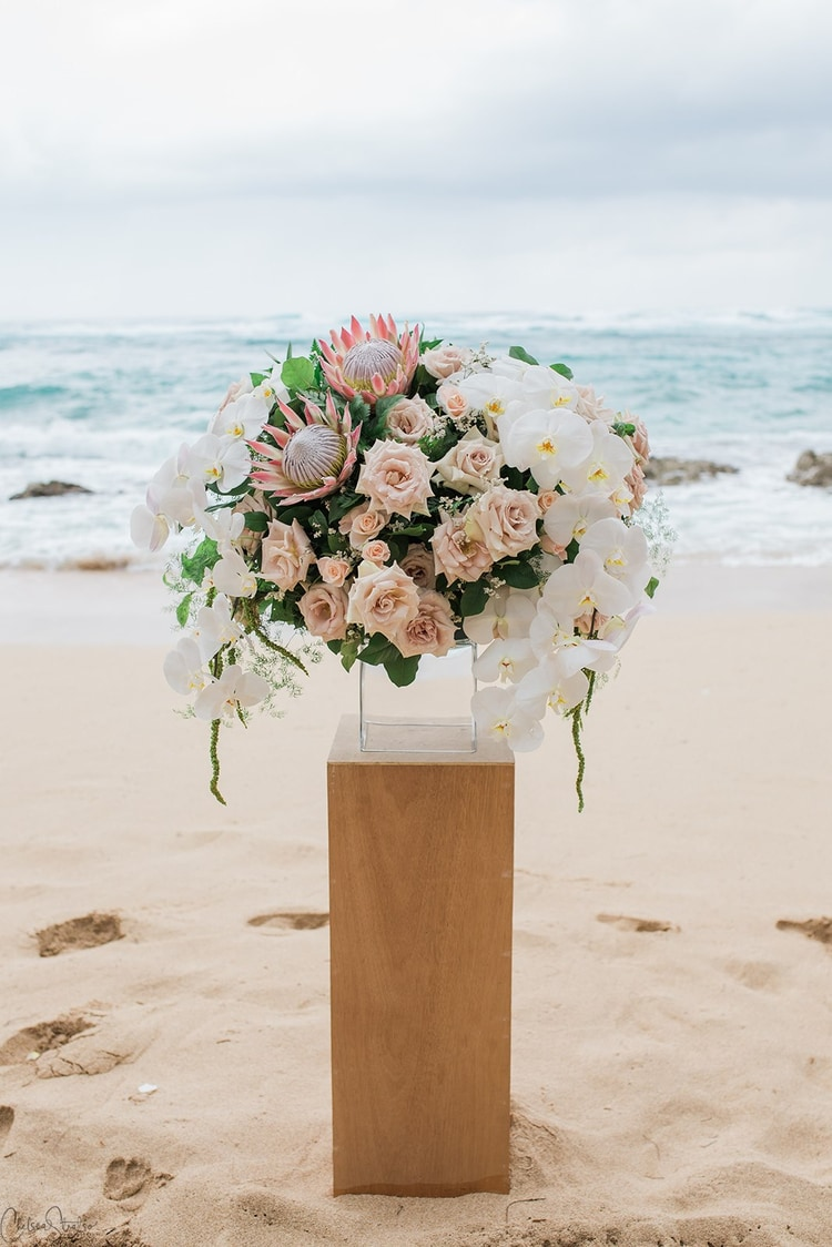 Destination Wedding Turtle Bay Resort 253