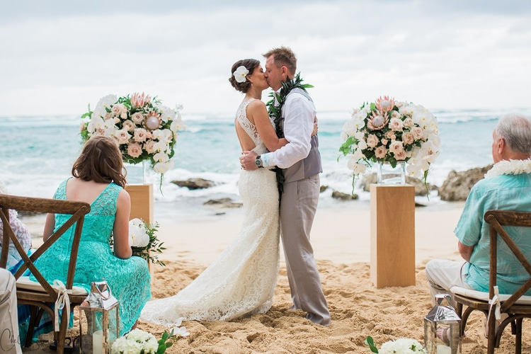 Destination Wedding Turtle Bay Resort 329