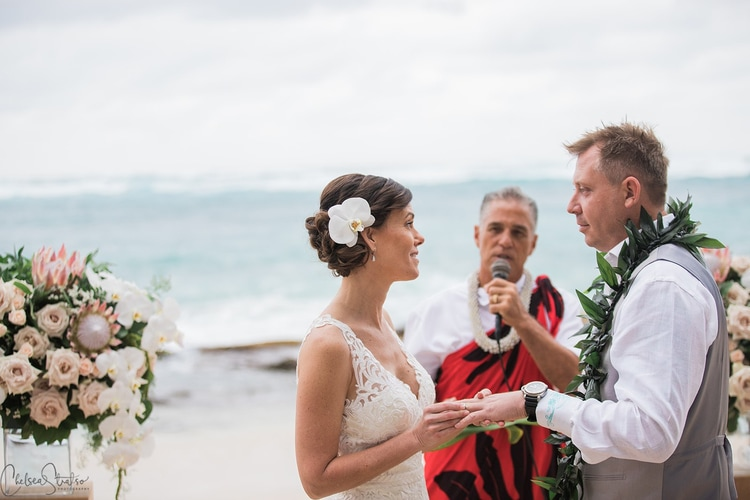 Destination Wedding Turtle Bay Resort 346